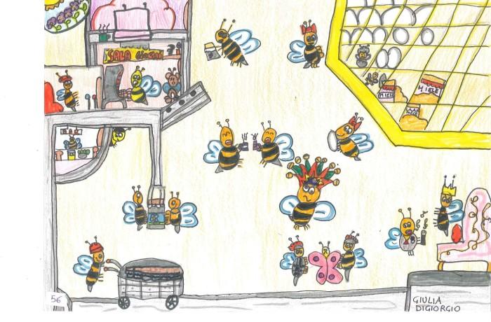 Come fanno il miele le api?
